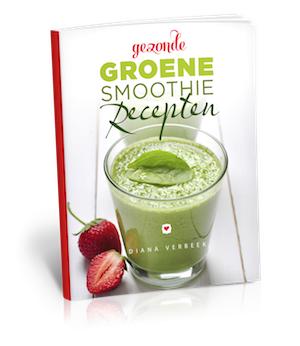Groene smoothies maken met groene bladgroenten